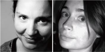 Stephanie Bascou & Marie Cluzel/<br />ステファニー・バスクー&マリー・クリュゼル